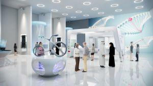 Museo del Futuro - Dubai